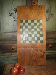 Old Fashioned Wooden Games 100 best Antique Checkerboards images on Pinterest Game boards 49