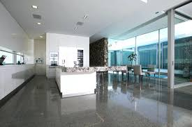 polished concrete floor kitchen. Concrete Kitchen Floor Polished Floors For Your Flooring Ideas R