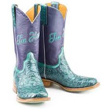 Women S Tin Haul Under The Sea Boots With Mer Made Sole Handcrafted