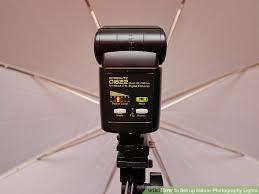 image titled set up indoor photography lights step 6