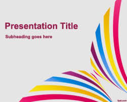 Powerpoint Themes Free Download Download 40 Free Colorful Powerpoint Templates Ginva