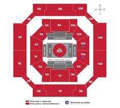 Value City Arena Seating Chart 56 Faithful Osu Schottenstein Arena Seating Chart