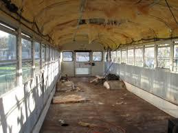 tiny house school bus. School Bus Converted Into A Tiny House