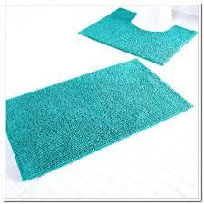 teal bathroom rug teal colored bath rugs