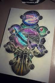 космос между нами