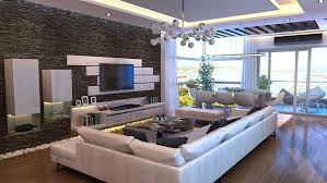 full size of brick and stone wall ideas for a house 3 living dining room small