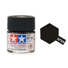 tamiya color acrylic paint xf 85 rubber