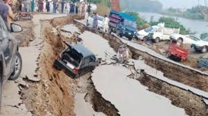 Today, the two nations, along with. Earthquake Of 5 4 Magnitude 138 Km North Of Baramulla In Kashmir