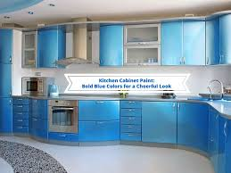 Painting Kitchen Cabinets Blue Wall Color For Beige Kitchen Cabinets Quicuacom