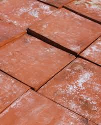 z reclaimed 11 x 11 inch terracotta red quarry tiles warwick reclamation