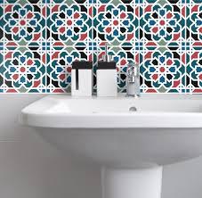 Fliesenaufkleber Küche Und Badezimmer Orientalisch Geometrisch