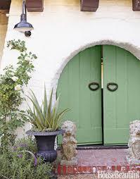 green front doors14 Best Front Door Paint Colors  Paint Ideas for Front Doors