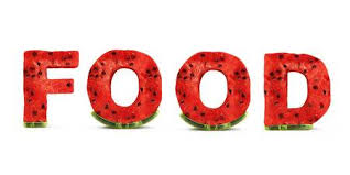 the word food made out of food. Unique Out Stock Photo  Word Food Made From Watermelon Letters Isolated On White  Background 3D Rendering For The Out Of O