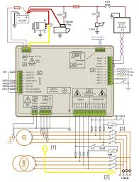 amf control panel circuit diagram pdf genset controller amf control panel circuit diagram pdf