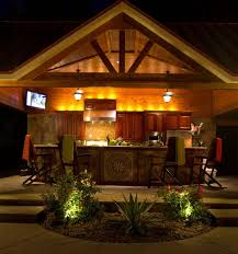 outdoor kitchen lighting ideas. make sure your outdoor kitchen has a combination of lighting you want to have task when need it and soft create ambiance ideas s