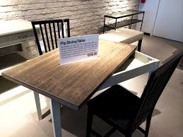 Crate And Barrel Glass Dining Table Narrow Dining Table Oak Display Cabinet Ebay New Farmhouse