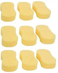 Jumbo <b>Car Wash Sponge</b> Washing <b>Sponges</b> Cleaning Valet <b>Car</b> ...