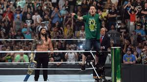 John cena is back in wwe after returning to an incredible crowd reaction at the money in the bank pay per view. Szeeu Libliwxm