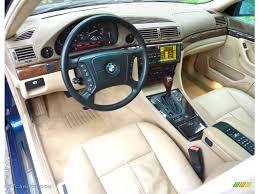 BMW Convertible bmw 740il 2000 : Sand Interior 2000 BMW 7 Series 740iL Sedan Photo #66466974 ...