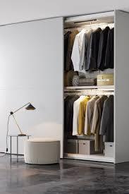 Novamobili Kleiderschrank Minimalismus Ordnung Schlafzimmer