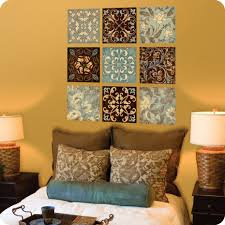simple wall decorating ideas fresh stickers easy painting diy