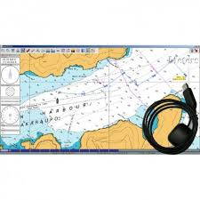 Usb Gps Glonass Receiver Complete With Chartplotter S W And Linz Marine Charts Topstuff Co Nz