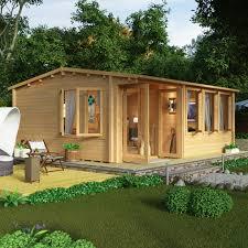garden home office. Home Office In Garden. W5.5m X D5.0m Log Cabin Building Garden