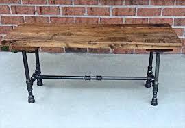 black iron furniture. Black Iron Furniture. Crafty Pipe Furniture Diy Ideas Fittings Parts Steel Metal Gas