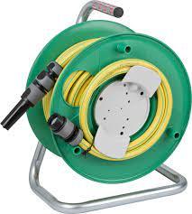 water hose reel w 3220 20m hose Ø 1 2