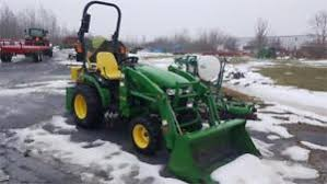 compact tractor kijiji in new brunswick buy sell save 2015 john deere 2025r tractor loader