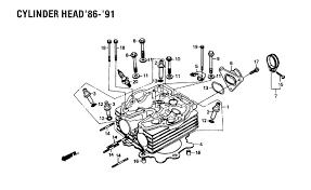 honda xr250r engine diagram honda wiring diagrams