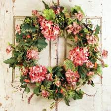 spring wreath for front doorWreaths for Spring  The Neighborhood Moms