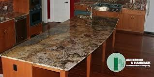 granite countertop anderson hammack