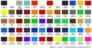 Comprehensive Ppg Automotive Paint Online Rgbcolor Chart Ppg