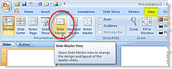 Design For Powerpoint 2007 Using Multiple Design Themes In Powerpoint