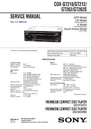 wiring diagram for sony xplod cdx gt08 wiring diagram Sony Cdx 4250 Wiring Diagram sony car stereo cdx gt260mp wiring diagram sony cdx 4250 wire diagram color code image