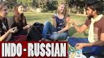 Russian woman eats friend