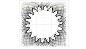 Come Disegnare E Calcolare Una Ruota Dentata A Denti Dritti Teknoring
