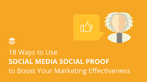 What Is A Design Proof Social Proof What It Is And 18 Ways To Use It In Your Marketing