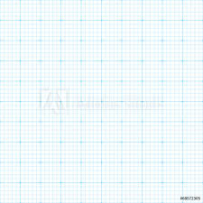 Print A Graph Photo Art Print Graph Millimeter Paper Seamless Illustration