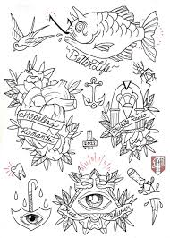 A Sailors Grave Francomaldonado79 Bouncing Souls Tattoo Flash