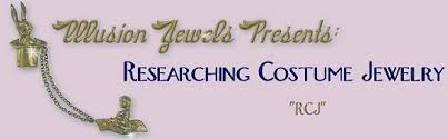 researching costume jewelry