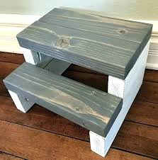 childs step stool child step stool toddler step stool for bathroom rustic segmented kids step stool