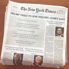 The New York Times on Twitter The front page of today s New York.