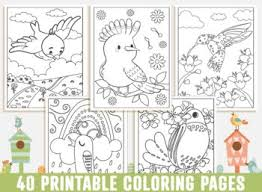 Bird coloring pages printable angry addition. Bird Coloring Pages 40 Printable Bird Coloring Pages For Kids Boys Girls