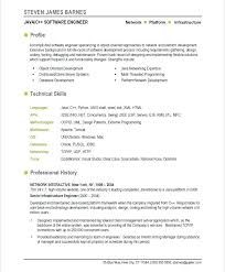 6 months experience resume sample in software engineer this time we will  share you about software