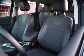 2016 ford escape front seats