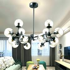whole modern led chandelier light fitting lights warm throughout bubble lighting chandeliers