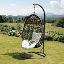 Furniture: Cocoon Chair Awesome Suntime Cocoon Hanging Chair With Cushions  Achica - Cocoon Chair Covers