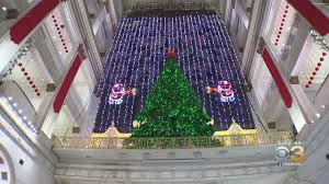 Macys Light Show Philly Behind The Scenes Of Baby The Historic Wanamaker Organ